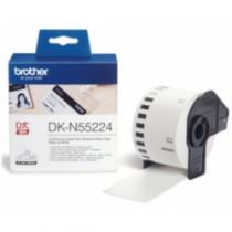 BANDA CONTINUA HARTIE NON ADEZIVA 62MM DKN55224 ORIGINAL BROTHER P-TOUCH QL-500