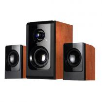 BOXE SERIOUX 2.1 SOUNDBOOST HT2100C WOOD 16W RMS