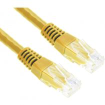 CABLU SPACER PATCH CORD CAT. 5E 5M YELLOW SP-PT-CAT5-5M-Y