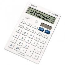 CALCULATOR BIROU CANON HS-121TGA 12DIGIT WHITE