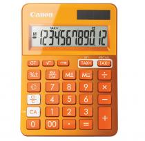 CALCULATOR BIROU CANON LS123KOR 12 DIGIT ORANGE
