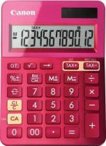 CALCULATOR BIROU CANON LS123KPK 12 DIGIT PINK