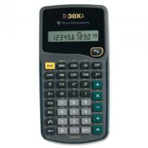 CALCULATOR BIROU TEXAS INSTRUMENTS TI-30XA 10-DIGIT