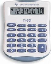 CALCULATOR BIROU TEXAS INSTRUMENTS TI-501