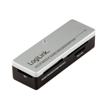 CARD READER LOGILINK USB 2.0 ALL-IN-ONE NOTEBOOK CR0010