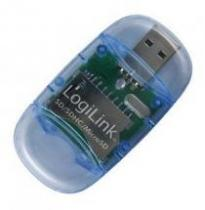 CARD READER LOGILINK USB 2.0 STICK FORMAT SD & MICRO SD CR0015