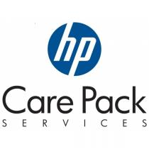 CAREPACK HP U8ZF1E 5Y NBD REMOTE AND PARTS EXCHANGE