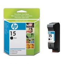 CARTUS BLACK NR.15 C6615DE 25ML ORIGINAL HP DESKJET 840C