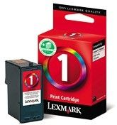 CARTUS COLOR NR.1 HC 18CX781E ORIGINAL LEXMARK Z735