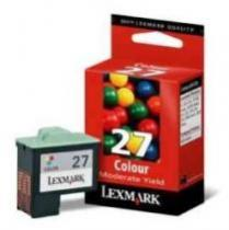 CARTUS COLOR NR.27 HC 10NX227E ORIGINAL LEXMARK Z33