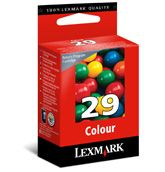 CARTUS COLOR RETURN NR.29 18C1429E ORIGINAL LEXMARK Z845