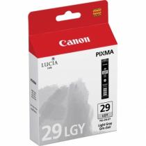 CARTUS LIGHT GREY PGI-29LGY ORIGINAL CANON PIXMA PRO-1