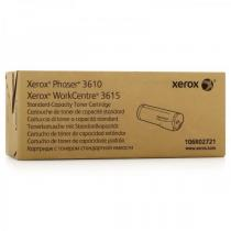 CARTUS TONER BLACK 106R02721 5,9K ORIGINAL XEROX PHASER 3610
