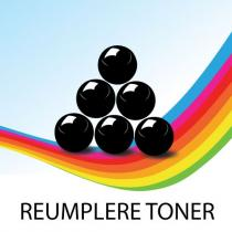 CARTUS TONER CYAN 106R01631RC - REUMPLERE(CHIP) 30G XEROX PHASER 6000
