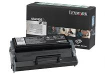 CARTUS TONER RETURN 12A7405 6K ORIGINAL LEXMARK OPTRA E321