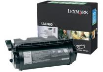 CARTUS TONER RETURN 12A7460 5K ORIGINAL LEXMARK OPTRA T630