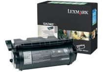 CARTUS TONER RETURN 12A7462 21K ORIGINAL LEXMARK OPTRA T630