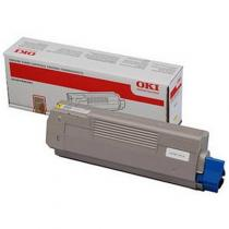 CARTUS TONER YELLOW 44059253 10K ORIGINAL OKI MC 861DN