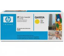 CARTUS TONER YELLOW NR.124A Q6002A 2K ORIGINAL HP LASERJET 2600N