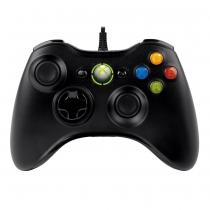 CONTROLLER MICROSOFT XBOX 360 COMMON PC USB BLACK 52A-00005