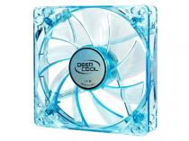 COOLER DEEPCOOL XFAN 120U B/B 120X120X25 MM BLUE