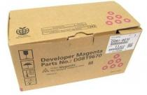 DEVELOPER MAGENTA D0819670 450K ORIGINAL RICOH AFICIO MP C6501SP