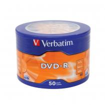 DVD-R VERBATIM DATALIFE 16X 4.7GB SHRINK 50 43791