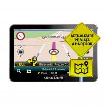 GPS SMAILO HD4.3 FULL EU LMU 800MHZ 8GB