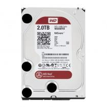 HARD DISK WESTERN DIGITAL RED 2TB SATA3 64MB NASWARE WD20EFRX