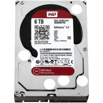HARD DISK WESTERN DIGITAL RED 6TB SATA3 INTELLIPOWER 64MB