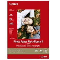 HARTIE CERNEALA CANON PP201A4 PHOTO PLUS GLOSSY 20 COLI