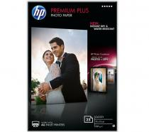 HARTIE CERNEALA HP PREMIUM PLUS GLOSSY PHOTO 300G 10X15CM 25COLI