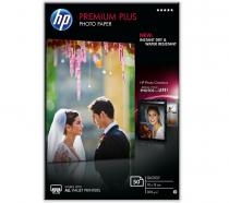 HARTIE CERNEALA HP PREMIUM PLUS GLOSSY PHOTO CR695A 300G 10X15CM 50COLI