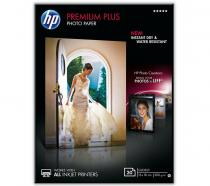 HARTIE CERNEALA HP PREMIUM PLUS GLOSSY PHOTO 300G 13X18CM 20COLI