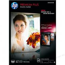 HARTIE CERNEALA HP PREMIUM PLUS SEMI-GLOSS PHOTO WHITE 300G A4 20COLI