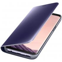 HUSA SAMSUNG GALAXY S8 G950 CLEAR VIEW STANDING COVER VIOLET EF-ZG950CVEGWW