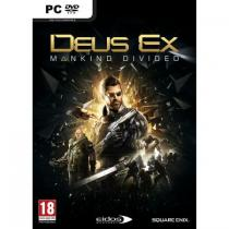 JOC DEUX EX MANKIND DIVEDED D1 EDITION PC