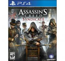 JOC UBISOFT ASSASSINS CREED SYNDICATE PS4
