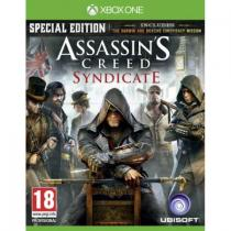 JOC UBISOFT ASSASSINS CREED SYNDICATE SPECIAL EDITION XBOX ONE