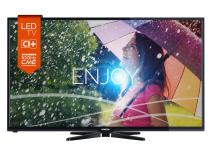 Televizor LED Horizon 56 cm Full HD 22HL719F, USB, CI+, Black