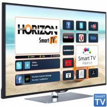 Televizor Smart LED Horizon 106 cm Full HD 42HL810F, WiFi, USB, CI+, Black