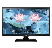 Televizor LED LG 54 cm Full HD IPS 22MT44DP-PZ, USB, CI, Black