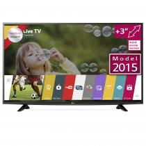 Televizor Smart LED LG 123 cm Ultra HD/4K 49UF6407, WiFi, WiDi, USB, CI+, Web OS, Black