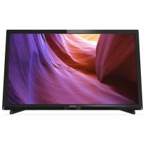 Televizor LED Philips 56 cm Full HD 22PFH4000/88, USB, CI+, Black