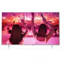Televizor Smart LED Philips 80 cm Full HD 32PFS5501, WiFi, USB, CI+, Android OS 5.1, Silver