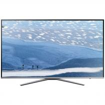 Televizor Smart LED Samsung 101 cm Ultra HD/4K 40KU6402, Quad Core, WiFi, USB, CI+, Black
