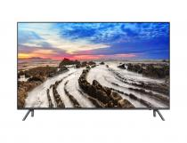 Televizor Smart LED Samsung 165 cm Ultra HD UE65MU7072, WiFi, USB, CI+, Dark Grey