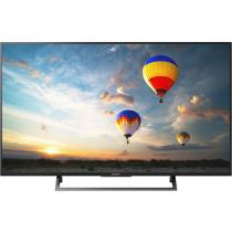 Televizor Smart LED Sony 108 cm Ultra HD KD43XE8005BAEP, WiFi, USB, CI+, Android, Black