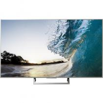 Televizor Smart LED Sony 163 cm Ultra HD KD65XE8577SAEP, WiFi, USB, CI+, Android, Silver