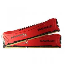 MEMORIE KINGSTON 16GB 1600MHZ DDR3 NON-ECC CL9 DIMM (KIT OF 2) XMP HYPERX SAVAGE